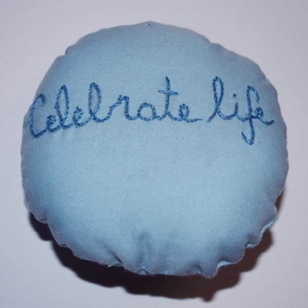 Badge of Life with Celebrate Life