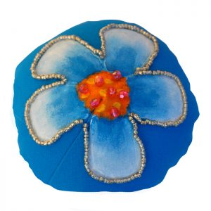 Flower of Hope Badge of Courage