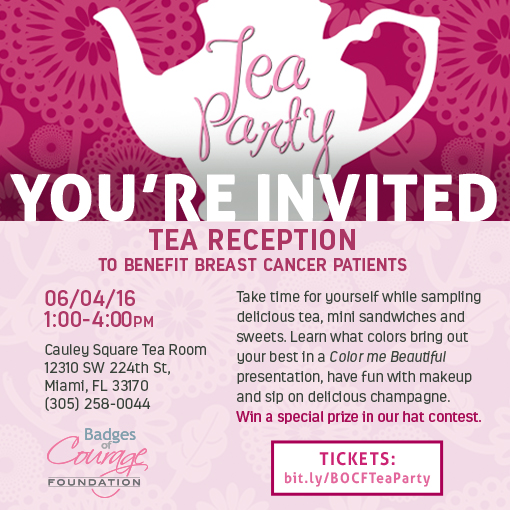 Fundraiser to benefit breast cancer patients